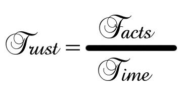 Trust=FactsOverTime